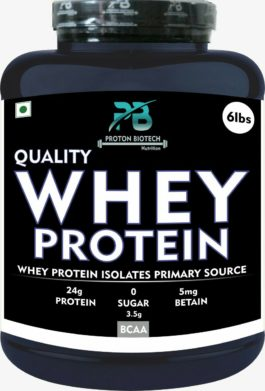 Quality Whey Protien