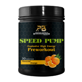 Speed Pump Prework